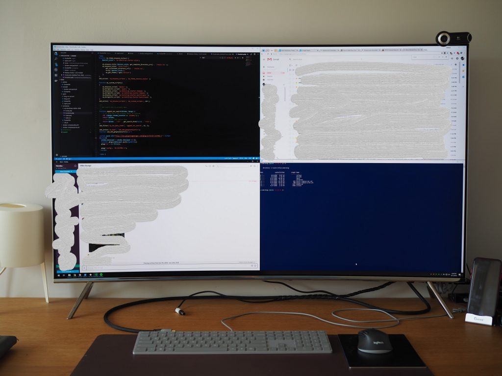 4K TV as PC monitor \u2013 Randoom